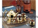 Oro di vetro della tazza che metallizza macchina