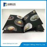 高品質のガラス製品カタログ印刷サービス