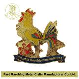 La mode a conçu le Pin fait sur commande de revers en métal de qualité d'insigne pour le cadeau promotionnel