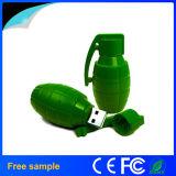USB di plastica di vendita caldo dell'azionamento dell'istantaneo del USB della granata