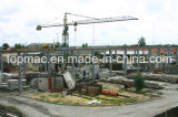 Topmac Marca Série Tc e PT Series Tower Crane Características