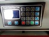 Fabricante cortadora del papel del Programa-Control de 18 pulgadas (WD-4605R)