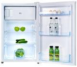 Mini refrigerador de 100 litros com compartimento do congelador