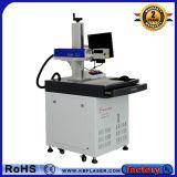 per marcatura del laser della fibra della Tabella di CNC Mopa dei metalloidi & dei metalli