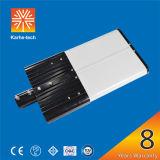 8year diodo emissor de luz solar ao ar livre da luz de rua da garantia 80W