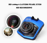 Full HD 1080P 170 Degrees Car DVR com visão noturna de H264 Dashcam Black Box