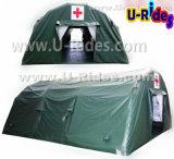Bewegliches aufblasbares Krankenhaus-Zelt