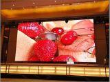 La publicité d'intérieur fixée au mur de panneau-réclame de l'affichage DEL (P6mm)