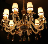 Свет канделябра светильника приспособления освещения самомоднейшего Swarovski кристаллический украшения Phine привесной
