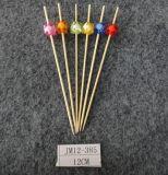 Quente-Vender o Skewer/vara/picareta de bambu da ferramenta do assado de Eco (BC-BS1035)