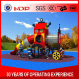 옥외 2017명의 아이들 또는 실내 운동장 활주 운동 장비 OEM/ODM 순서는 Acceptalbe PE 격판덮개 시리즈 HD16-170A이다