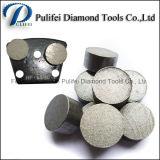 Бетонные поверхности пола Шлифовальные алмазные шлифовальные Сегмент для Metal Pad