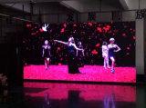 Pantalla de visualización video fija al aire libre a todo color de P6.67 SMD LED