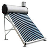 nicht Vakuumgefäß-Solargeysir-Warmwasserbereiter des Druck-200liter