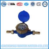 Механически измеритель прокачки воды b типа