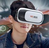 2016 de Nieuwste Beste Doos van Vr van de Kwaliteit, de Virtuele Hoofdtelefoon van de Werkelijkheid, 3D Glas, 3D Hoofdtelefoon voor 3D Films