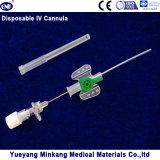 주입구 18g를 가진 물집에 의하여 포장되는 의학 처분할 수 있는 IV Cannula/IV 카테테르