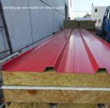 200mmの厚い熱絶縁体の耐火性の石サンドイッチ屋根のパネル