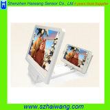 Magnifier dello schermo ingrandetto 3D del telefono 3D delle cellule del Magnifier di frequenza del telefono mobile dello schermo video