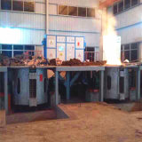 Fornalhas de derretimento da indução elétrica da fábrica de aço com alta qualidade