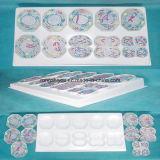 Modelo animal 10 PCS de la meiosis de la célula del PVC para las fuentes de la ciencia