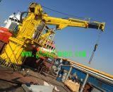 Articulation Telescopic Boom Marine Crane 3t15m