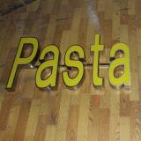 L'acrylique de la coutume DEL marque avec des lettres le Signage