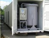 Circuit de génération d'azote pour la mémoire d'entrepôt et de gaz de climatisation