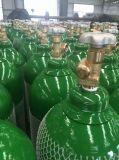 Acetylen-Stickstoff-Argon-Sauerstoff-Kohlendioxyd-Aluminiumgas-Zylinder