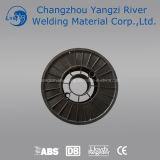 Constructeur de la Chine du fil de soudure de cuivre d'Aws A5.18 Er70s-6 MIG
