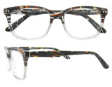 Bâti coloré de lunettes d'acétate de qualité