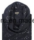 Erstklassige reine Kaschmir-Strickwaren der Dame-Sequins Long Sleeve