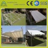 Ферменная конструкция крыши случая этапа освещения Spigot алюминиевого сплава представления
