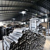 Trappe en acier extérieure de fer de garantie de fabrication de ville de Sun (SC-S073)