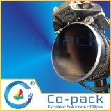 Tubo de usos múltiples cadena de corte biselado de perforación de la máquina de fresado