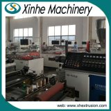 Protuberancia plástica modificada para requisitos particulares del azulejo de azotea del PVC que hace la cadena de producción de máquina