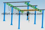 Precio económico de la grúa de puente del soporte de la maquinaria de construcción