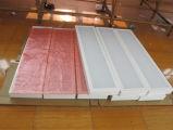 Qualitäts-bester Preis der 36With48With72W LED quadratische Leuchte-SMD 2835 Ra80 IP44 180 Grad-Energieeinsparung, LED-Instrumententafel-Leuchte 36W