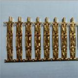 Carretel de cobre dos terminais fêmeas de bronze do cabo dos terminais (HS-BT-037)