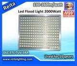 Luz de inundación del vatio LED de la luz 2000 del estadio del LED