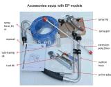 Machine de pulvérisation du pouvoir Ep270 privé d'air électrique