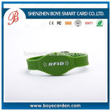 Wristband силикона 1k RFID для плавательного бассеина