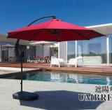 ديلوكس Offect في الهواء الطلق الشمس الترويجية شنقا حديقة مظلة