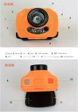CREE Induktion des doppelten Schalters eine Hauptlampe, doppelte Lichter der Quellled