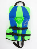 Спасательный жилет, отражательный, тельняшка безопасности, Swimwear, спорты воды Wm-232