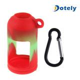 Suporte de frasco líquido do silicone E