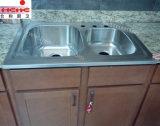 Раковина кухни с верхними установкой держателя и аттестацией Cupc (8052)