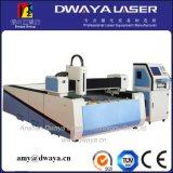 Tagliatrice del laser di potenza lega/acciaio inossidabile della fibra/dell'acciaio inossidabile grande