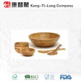 Шары плодоовощ салата зерна конца Bamboo