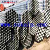 Горячая окунутая гальванизированная стальная труба (Q195-Q235)